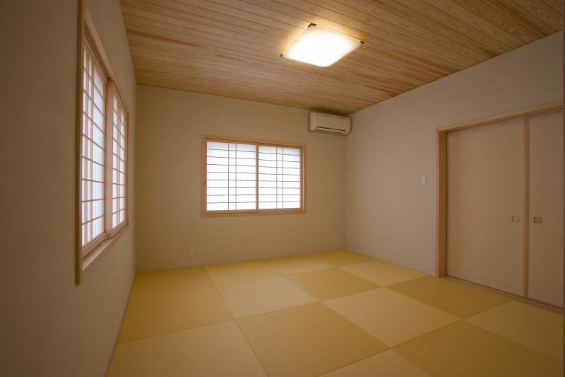 和室 シンプルな形式
