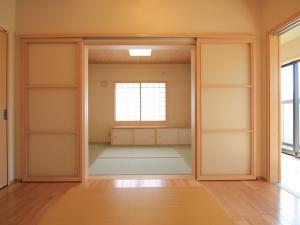 洋室 和室方向